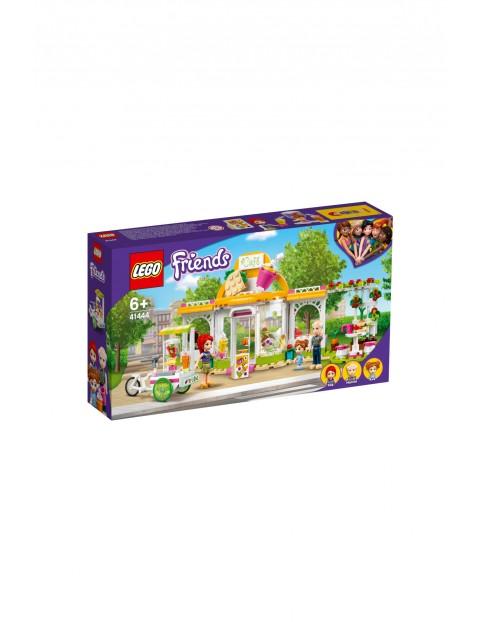 LEGO Friends - Ekologiczna kawiarnia w Heartlake City - 314 elementów