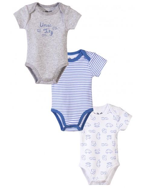 Body niemowlęce 3pak 5W3431