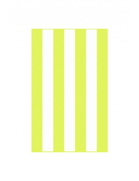Ręcznik Paulo z bawełny egipskiej neonowe paski 100x160cm