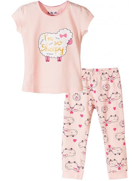 Pidżama dziewczęca 3W3419