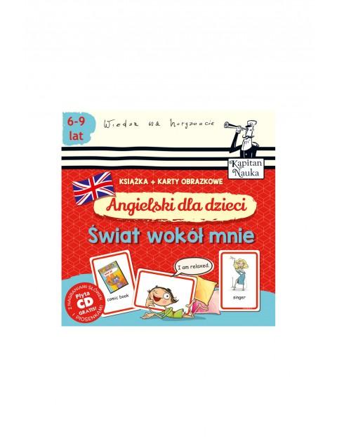 Angielski dla dzieci świat 1Y34JZ