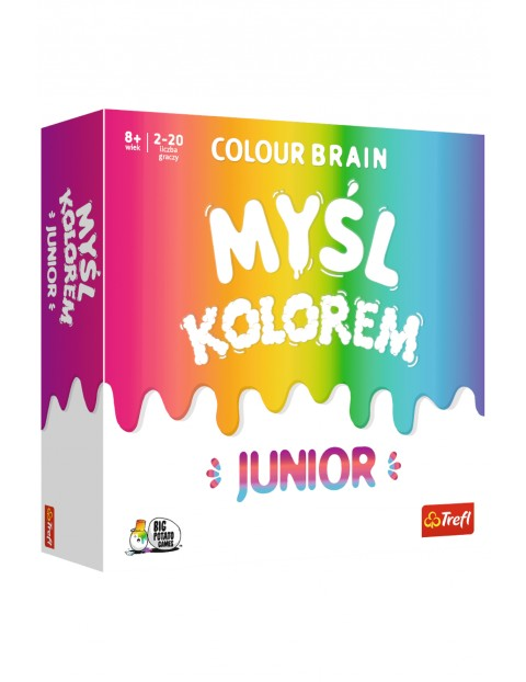 Gra karciana Colour Brain Junior/Big Potato Colour Brain