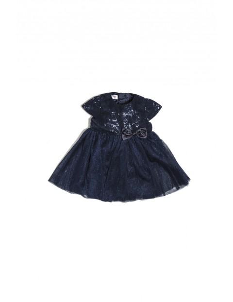 Sukienka dziewczęca 3K33AK