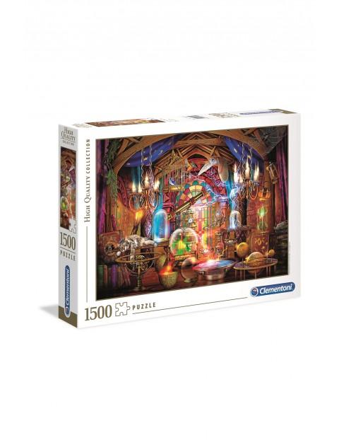 Puzzle Clementoni HQ Warsztaty Czarodziejów  - 1500 el