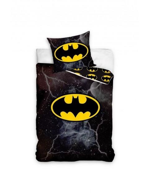 Pościel bawełniana 160x200+70x80 cm Batman