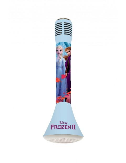 Frozen Bezprzewodowy mikrofon do karaoke wiek 3+