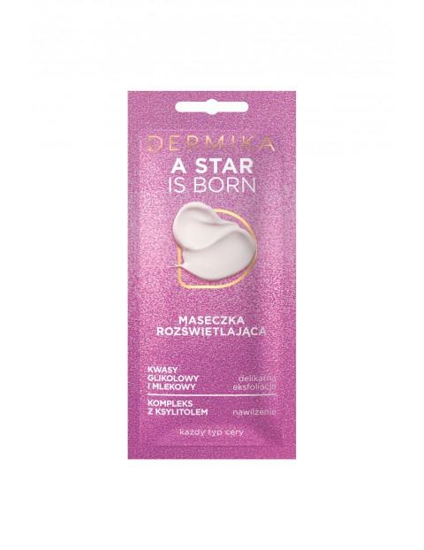 DERMIKA MASECZKA rozświetlająca Saszetka A STAR IS BORN - 10 ml