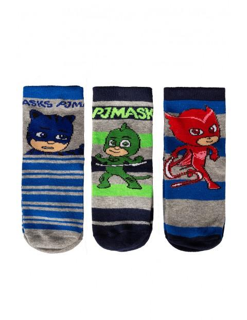 Pidżamersi skarpety dla chłopca-3pak
