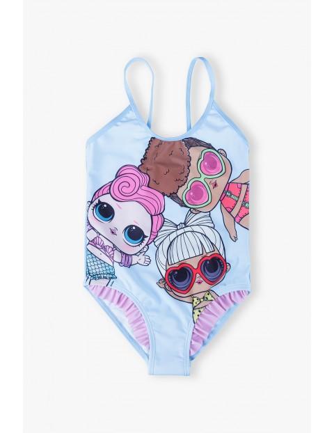 Kostium kąpielowy jednoczęściowy LOL Surprise