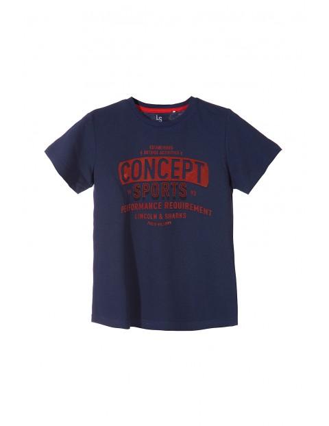 T-shirt chłopięcy 2I3304