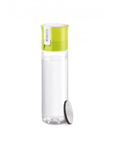 Butelka z filtrem BRITA limonka  0,6 L