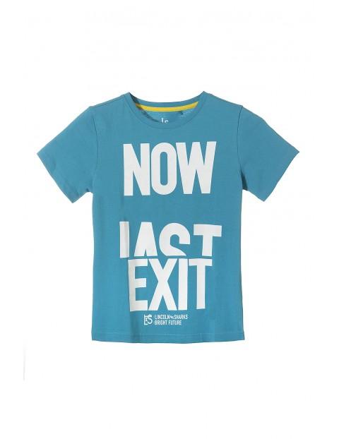 T-shirt chłopięcy 100% bawełna 2I3526