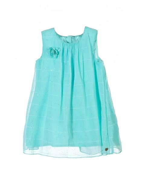 Sukienka dziewczęca 3K3425