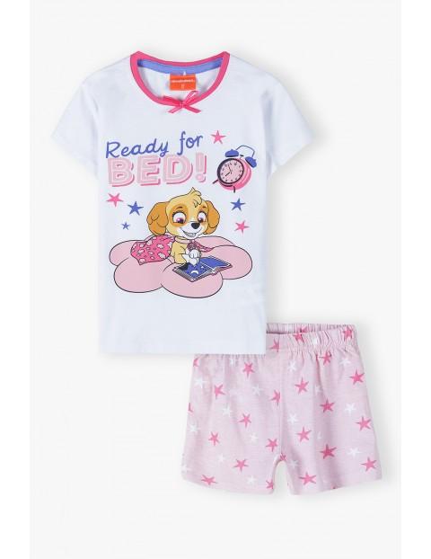 Psi Patrol - bawełniana pidżama dziewczęca