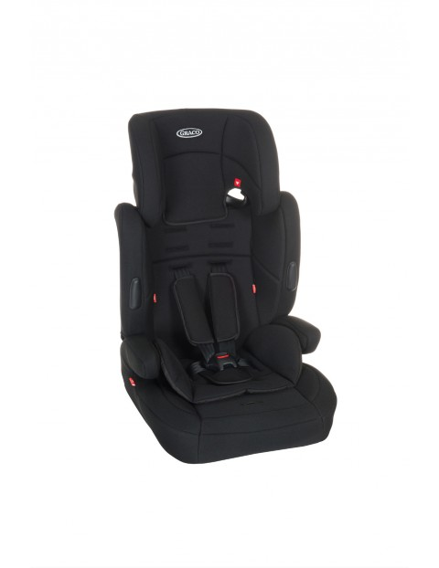 Fotelik samochodowy Graco  Endure Black 9-36kg
