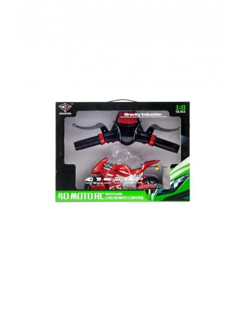 Motocykl 4D z symulatorem