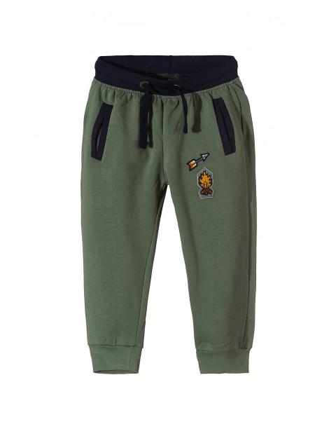 Spodnie dresowe chłopięce 1M3522
