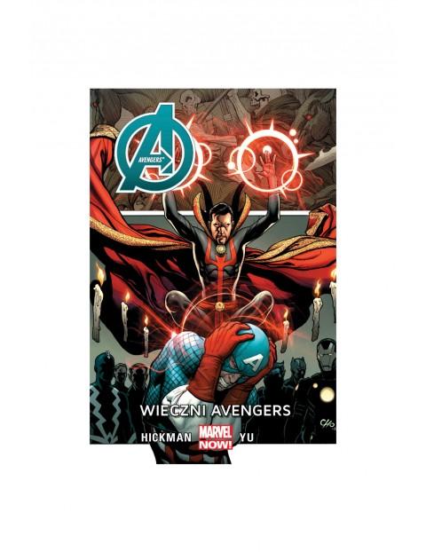 Avengers - Wieczni Avengers. Tom 6