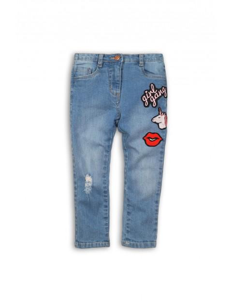 Spodnie jeansowe 152/158