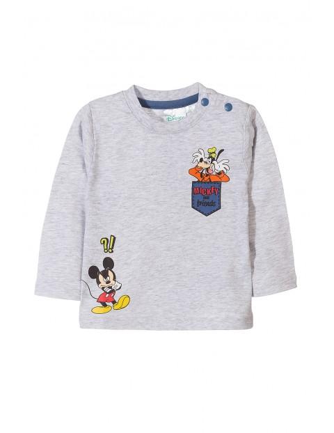 Bluzka z długim rękawem Mickey 5H35B9