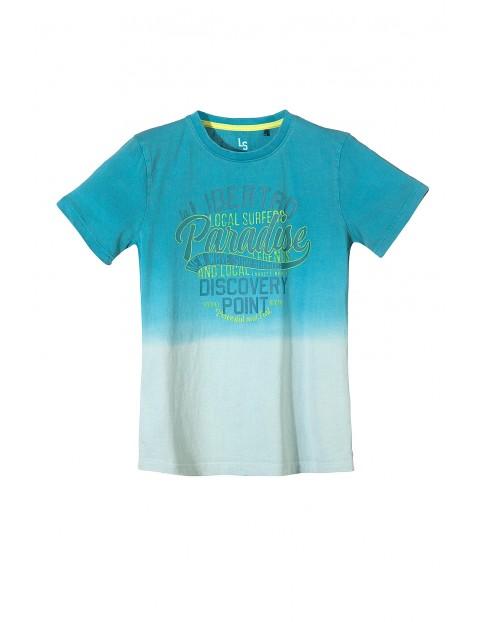 T-shirt chłopięcy 100% bawełna 2I3445