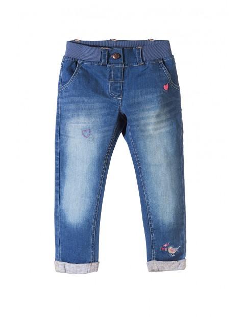 Spodnie dziewczęce 3L3504