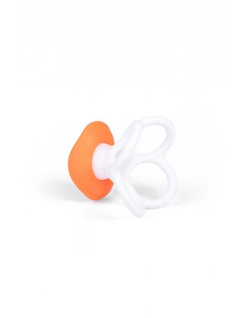Gryzak ośmiornica - pomarańczowy - 3msc+