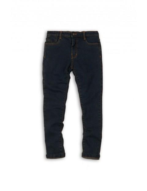 Spodnie chłopięce jeansowe 1L35AK