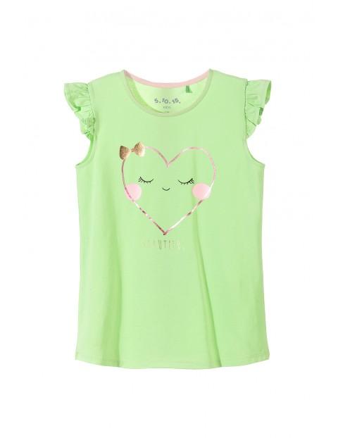 T-shirt dziewczęcy 3I3427