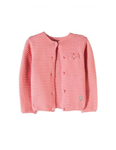 Sweter niemowlęcy 100% bawełna 5C3502