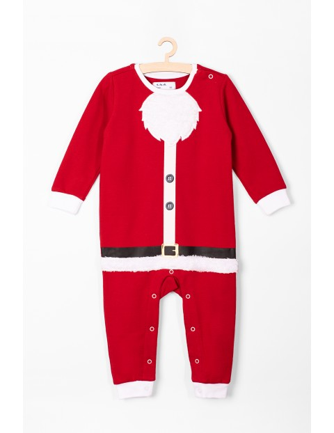 Pajac niemowlęcy Święty Mikołaj