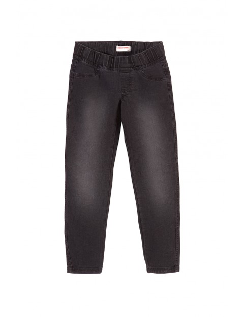 Spodnie dziewczęce 4L3303