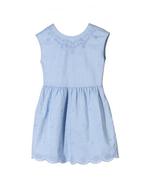 Sukienka dziewczęca 4K3418