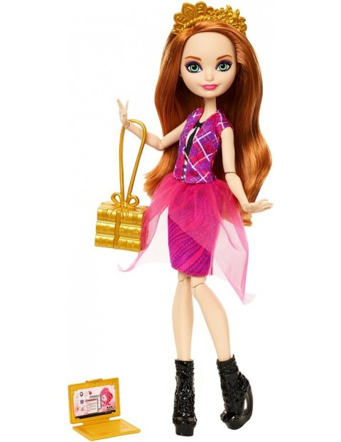 Ever After High Szkolna księżniczka Holly O'Hair Back