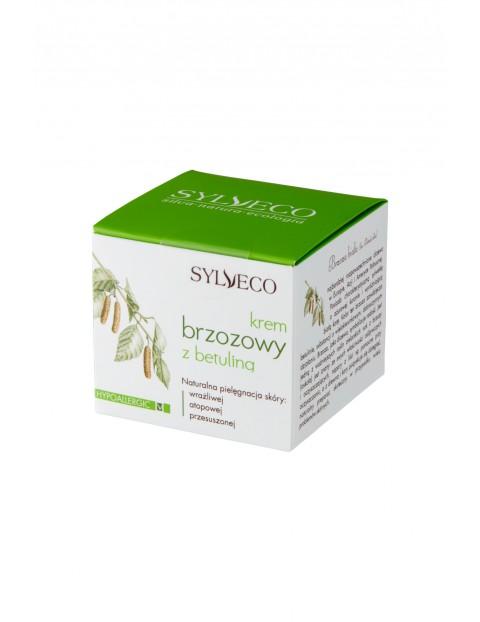 Krem brzozowy z betuliną Sylveco 50 ml