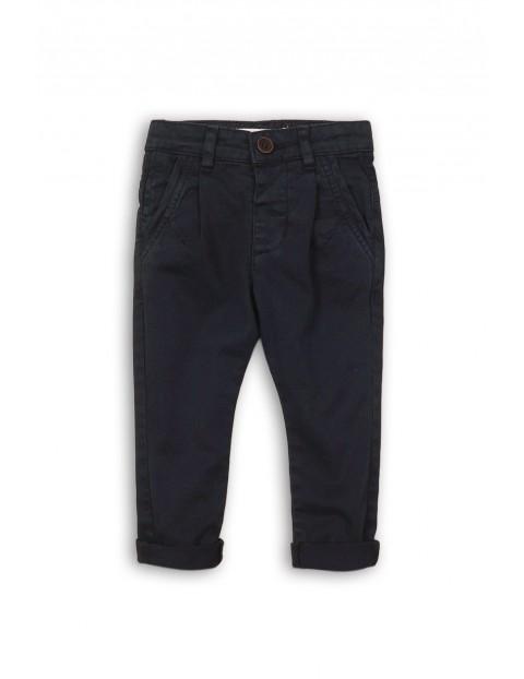 Spodnie chlopięce chinosy 1L35A7