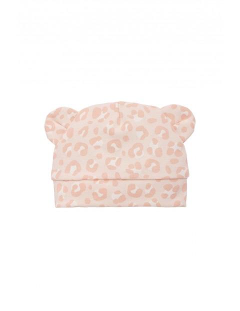 Czapka niemowlęca 100% bawełna 5X35B9