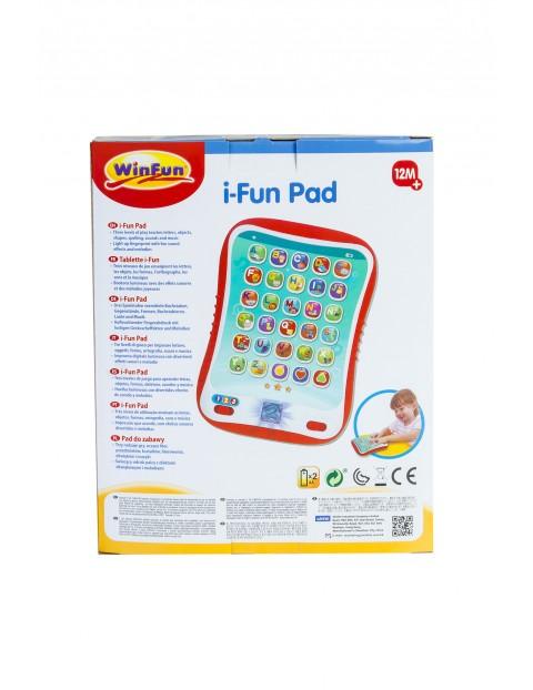 Zabawka edukacyjna - Bystry Tablet wiek 12msc+