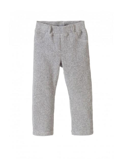 Spodnie dresowe dziewczęce 3M3120