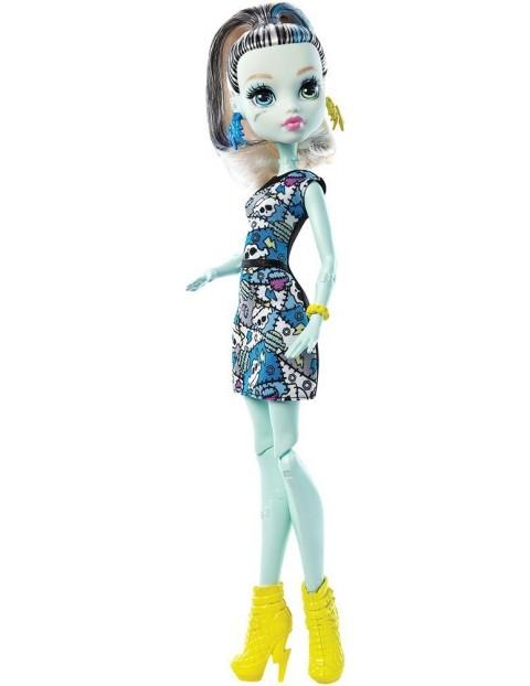 Lalka Straszyciółki Frankie Stein Monster High