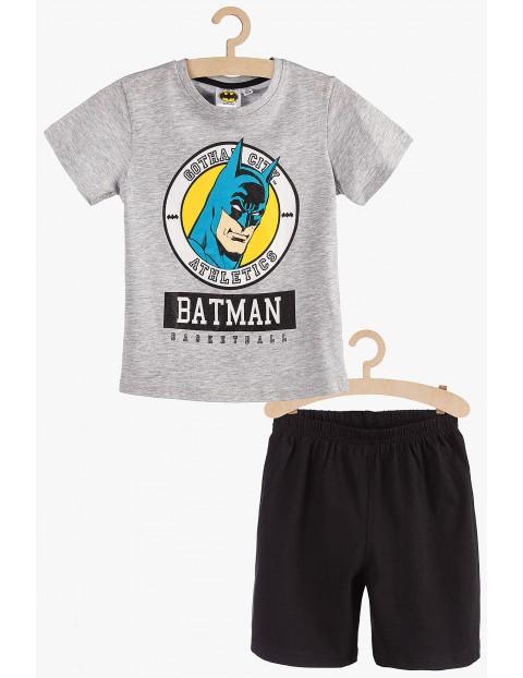 Pidżama chłopięca Batman szaro-czarna rozm 140