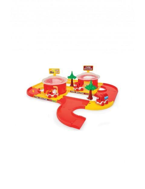 Zabawka Play Tracks City - Straż Pożarna
