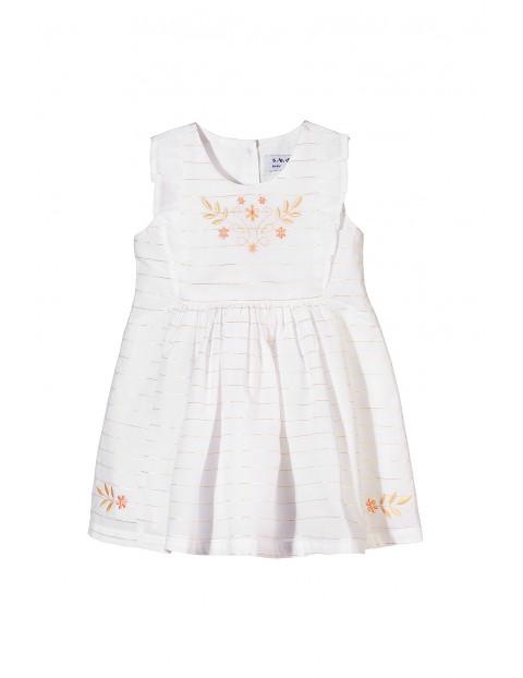 Sukienka niemowlęca 5K3404
