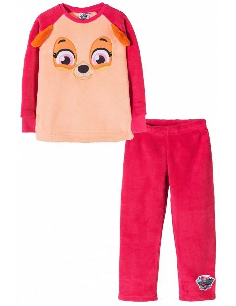 Pidżama dziewczęca Psi Patrol
