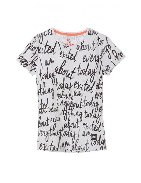 T-shirt dla dziewczynki 4I3201