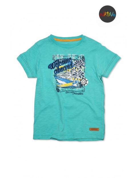 T-shirt chłopięcy 1I30A4