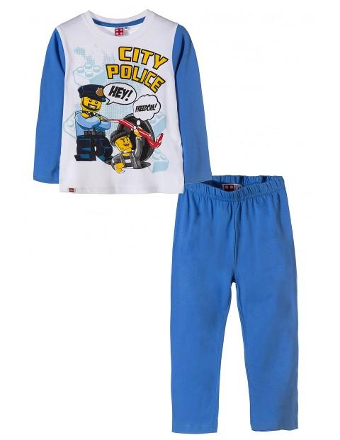 Piżama chłopięca Lego City1W35CR