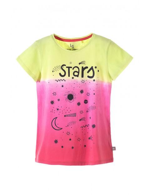 T-shirt dziewczęcy 4I3445