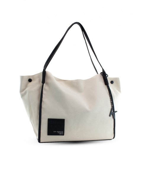 Torba Kendall i Kylie Chrishell Tote natural