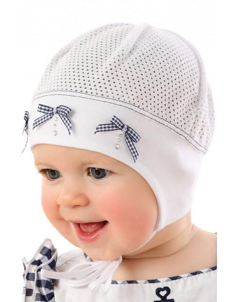 Czapka niemowlęca                 5X32B7